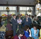 49305 Receptie bij de opening van restaurant Solskin, Boulevard Bankert 58