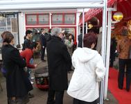 49578 Chinees Indisch restaurant Da-Xin, Beursplein 5 en Beursplein 9. Officiële opening van het hotelgedeelte boven ...