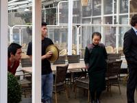 49580 Chinees Indisch restaurant Da-Xin, Beursplein 5 en Beursplein 9. Officiële opening van het hotelgedeelte boven ...
