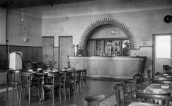 50123 Interieur van café-dancing Victoria , Boulevard Bankert 90