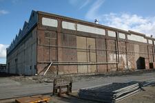 52451 Sloop van de gebouwen op het terrein van de Koninklijke Scheldegroep in Vlissingen. De machinefabriek anno 1919 ...