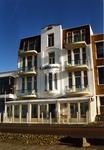 53491 Hotel restaurant De Leugenaar op Boulevard Bankert, geopend op 9 april 1992. Daarvoor was in het pand gevestigd ...