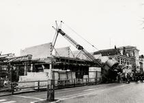 5401 Bij de bouw van het toekomstige dienstencentrum voor bejaarden in de Badhuisstraat, hoek Paul Krugerstraat, ...