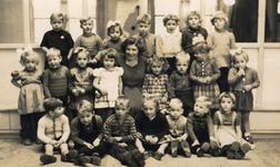 54964 Klasje van de Christelijke Prinses Irene kleuterschool aan de Wilhelminastraat