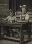 57060 Johannes Theodorus Maas (geb. 8-5-1935 te Vlissingen) en Maria Magdalena Stofberg (geb. 6-9-1933 te Vlissingen). ...