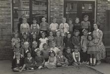 57610 klassefoto van een school in Vlissingen (?)