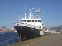 57726 De 'Menkar' (M-klasse) van de Nederlandse Loodswezen is gebouwd in 1977 bij A.Vuijk En Zonen Scheepswerf N.V in ...