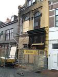 59504 Wederopbouw van café Hoppit aan de Walstraat 35 te Vlissingen na een brand in de ochtend van 1 januari 2013