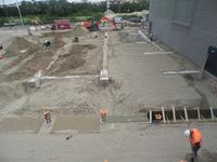 59538 Bouw van een nieuwe grote zaal bij bioscoop CineCity in Vlissingen aan de Spuikomweg 1. Het bestaande ...