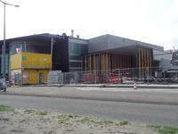 59540 Bouw van een nieuwe grote zaal bij bioscoop CineCity in Vlissingen aan de Spuikomweg 1. Het bestaande ...