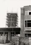 9389 Bouw van de nieuwe brandweercentrale in de Van Dishoeckstraat in Vlissingen