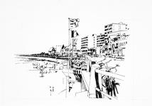 2476 Tekeningen t.b.v. een folder voor bedrijventerreinen