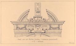 1040 Poort van het Militair Hospitaal Vlissingen (Korenstraat)
