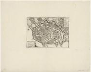 1265 Nieuwe [plattegrond] grondtekening der stad Vlissingen.