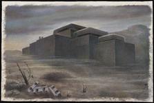 1297 [Duitse vuurleidingsbunker van de 15 cm kustgeschutbatterij W13, gelegen tussen Zoutelande en Westkapelle]