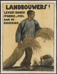 1690 Landbouwers! levert koren spoedig en veel aan de regering.