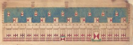 1693 [Het Weeshuis in de Walstraat te Vlissingen]