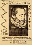2286 Internationale Aldegonde Expositie : 400 jaar : Oudheidkamer Aldegonde nodigt u tot bijwoning van de opening op 2 ...