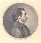 2316 [Jacobus Bellamy, portret in ovaal]