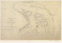 2324 Gemeente Vlissingen Sectie D genaamd de Nieuwe Stad in een blad ..no 1 tot 578