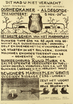 2355 ... Het grote geheim van het Marnixplein...