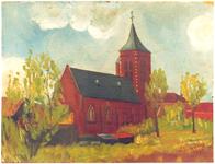 2358 [De Hervormde kerk van Ritthem gezien vanuit het noordoosten]