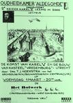 2378 De komst van Karel V en de bouw van kasteel 'Vredenburg'- Utrecht