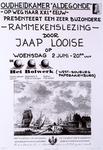 2383 Vrienden van de i.o.z. Oudheidkamer Aldegonde organiseren Marnixjaar 1998 met als hoogtepunt herdenking 400e ...