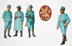 2514 (Nederlandse militairen tijdens de mobilisatie)