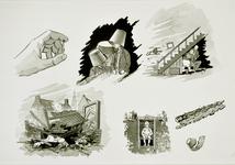2523 (Verschillende tekeningen)