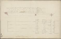 259 [tekening van de IJzeren brug]