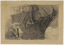 2695 Schip in de haven