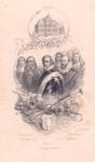 285 [Prins Maurits temidden van C. Evertsen-Jan Evertsen-Joos de Moor-C. Evertsen-A. Bankert.]