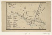 313 Plattegrond van Vlissingen [met aanwijzing der voornaamste gebouwen].
