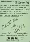 3189 Souburg van 150 jaar terug. Het unieke dagboek van Martinus de Witte