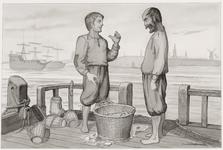 322 [Visvangst belemmerd door een blokkade van de Watergeuzen]