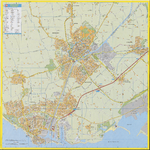 3325 [plattegrond Vlissingen-Middelburg/walcheren]