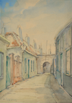 3397 [straat met huizen]