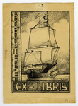 3654 P.C. Buyterse, De Vrijbuyter, Ex-Libris
