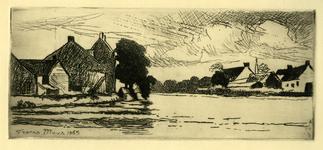 3684 [Woningen aan het water]