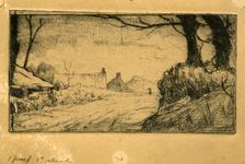 3689 [Landschap met woningen]