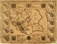 375 Vlissingen, stadiekaart 1264-1894