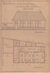 377 Schetsontwerp distributiegebouw te Oost- en West-Souburg