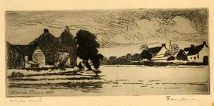 3781 [huizen aan het water]