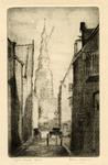 3804 [Sint Jacobstoren gezien vanuit de Sarazijnstraat]