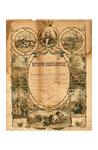 3885 Vereerend getuigschrift van getrouw schoolbezoek namens de Provinciale Staten van Zeeland uitgereikt aan Johanna ...
