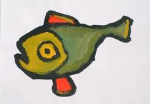 4059 [Groene vis]