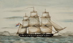 4174 [Fregat Rijn . Deze maakte toen een reis naar Nederlands Indië. Dit was haar laatste reis! Bij thuiskomst te ...