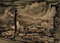4319 [Huizen in puin na WOII]