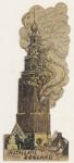 485 [Menukaart van het installatiediner in Huize Gude van het gezelschap Zeeland van het Utrechtse Studenten Corps van ...